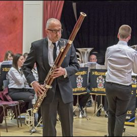 Band and Bassoon a Successful Combination